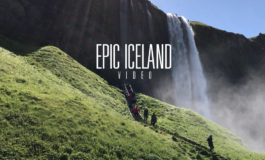 VIDEO: Epic Iceland