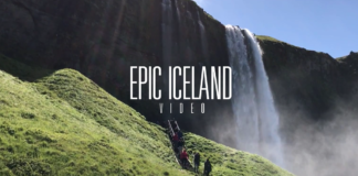 Epic Iceland Video