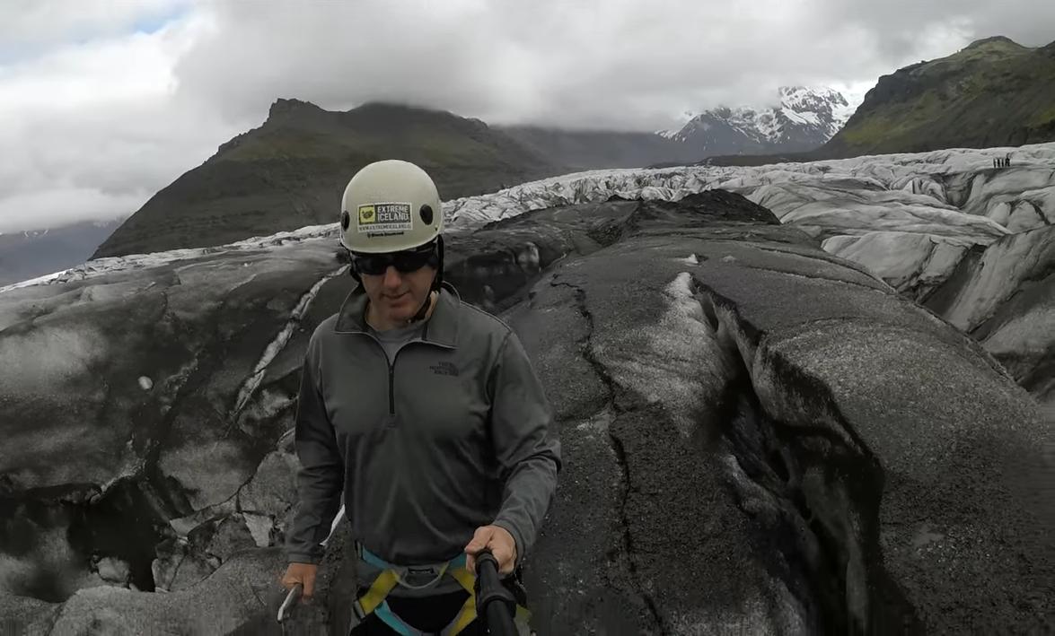Glacier Video