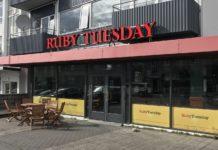 Ruby Tuesday Reykjavik