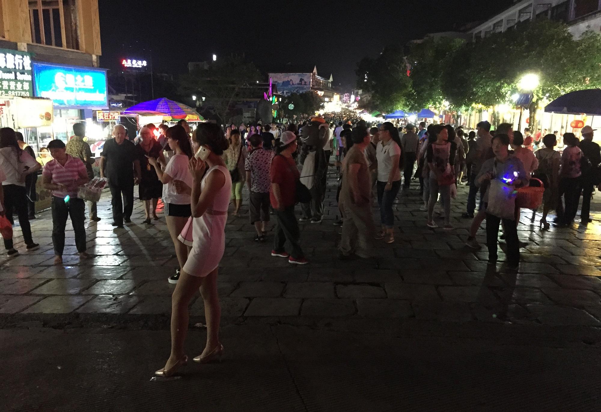Yangshuo Nighttime