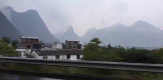 Guilin to Chengdu