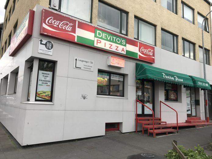 Devito's Pizza Reykjavik