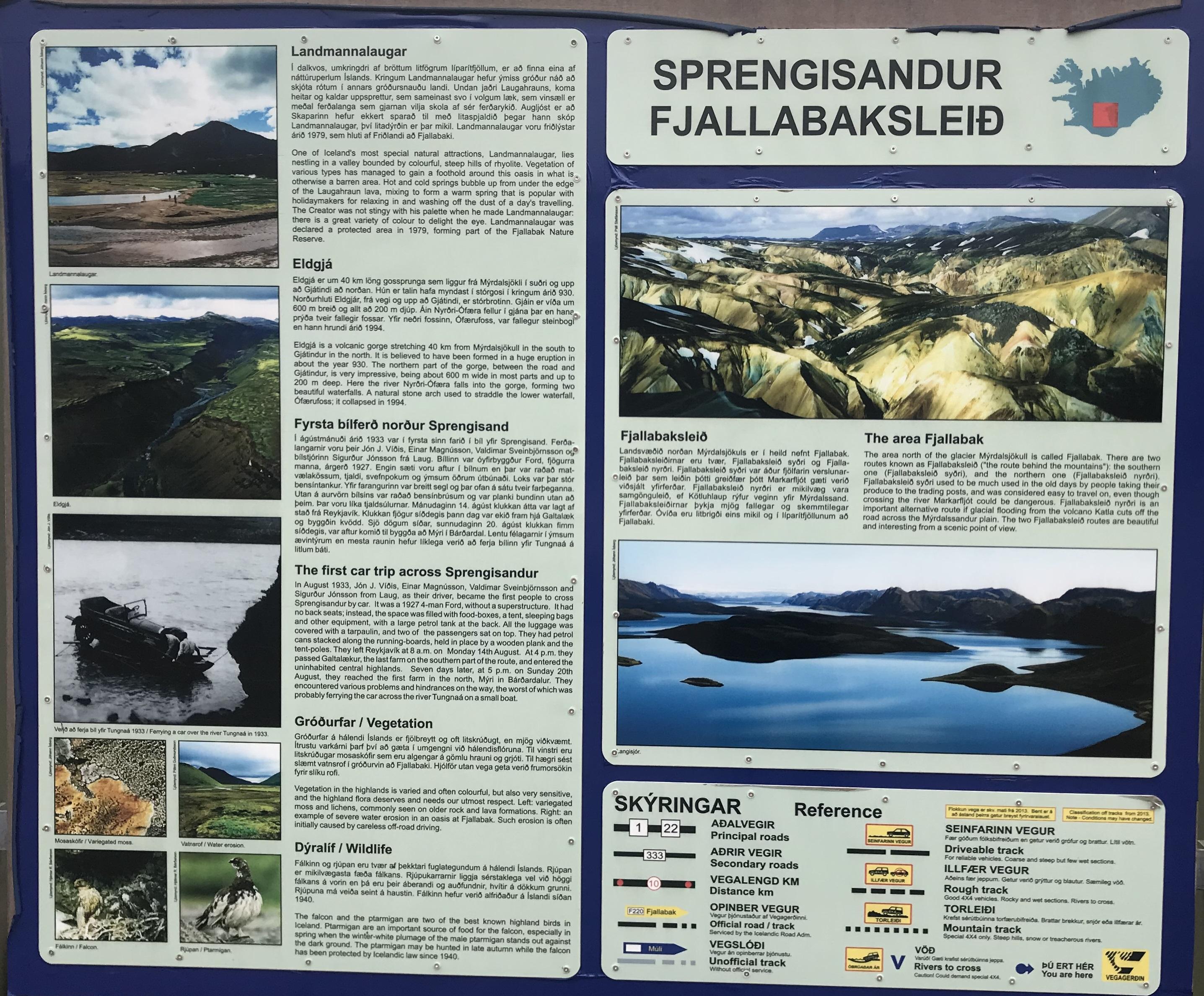 Landmannalaugar Base Camp