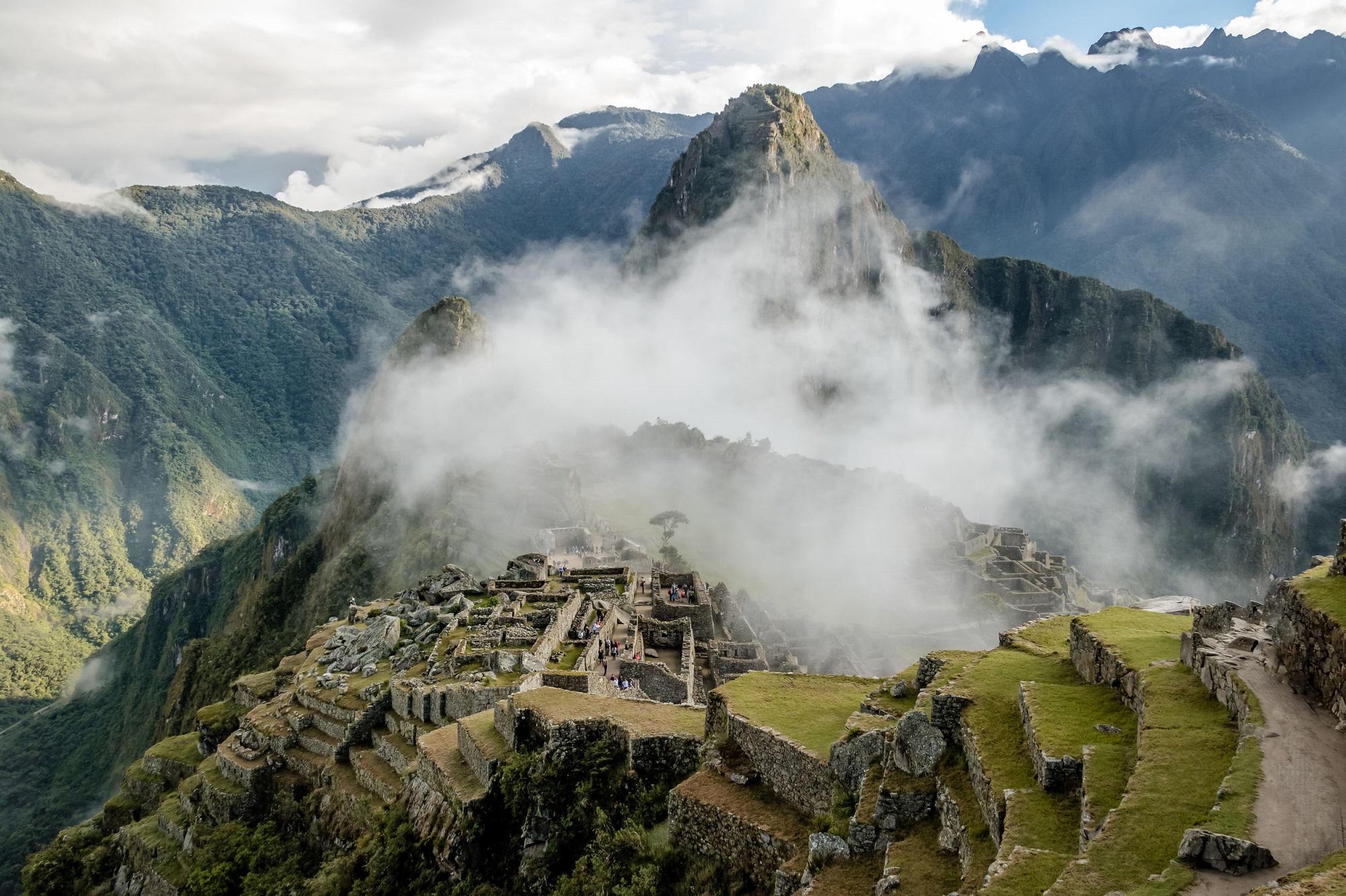 Adventure Travel Machu Picchu