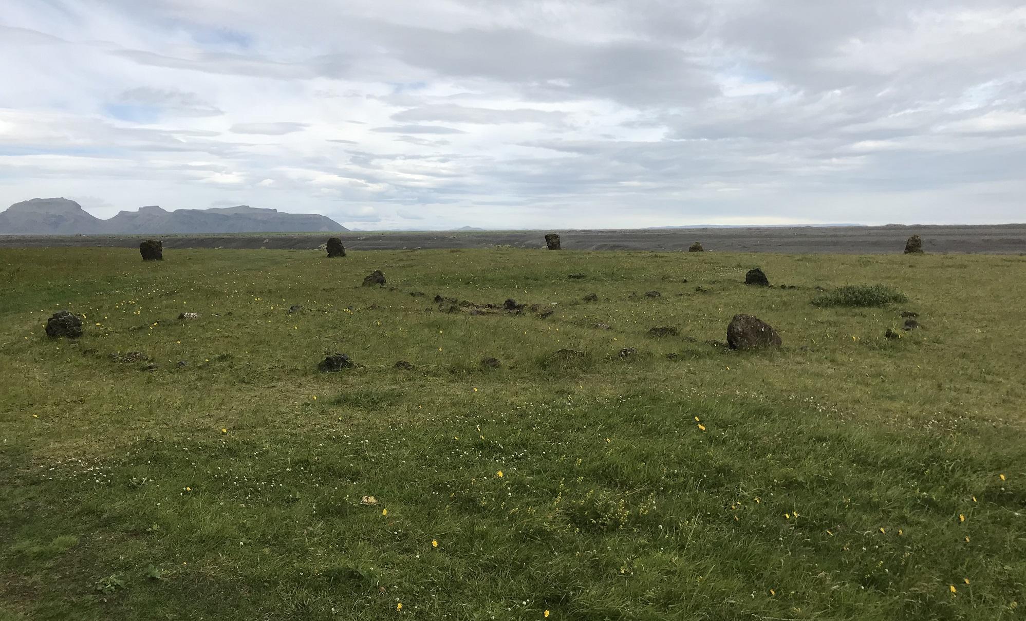 Viking Worship Circle Iceland