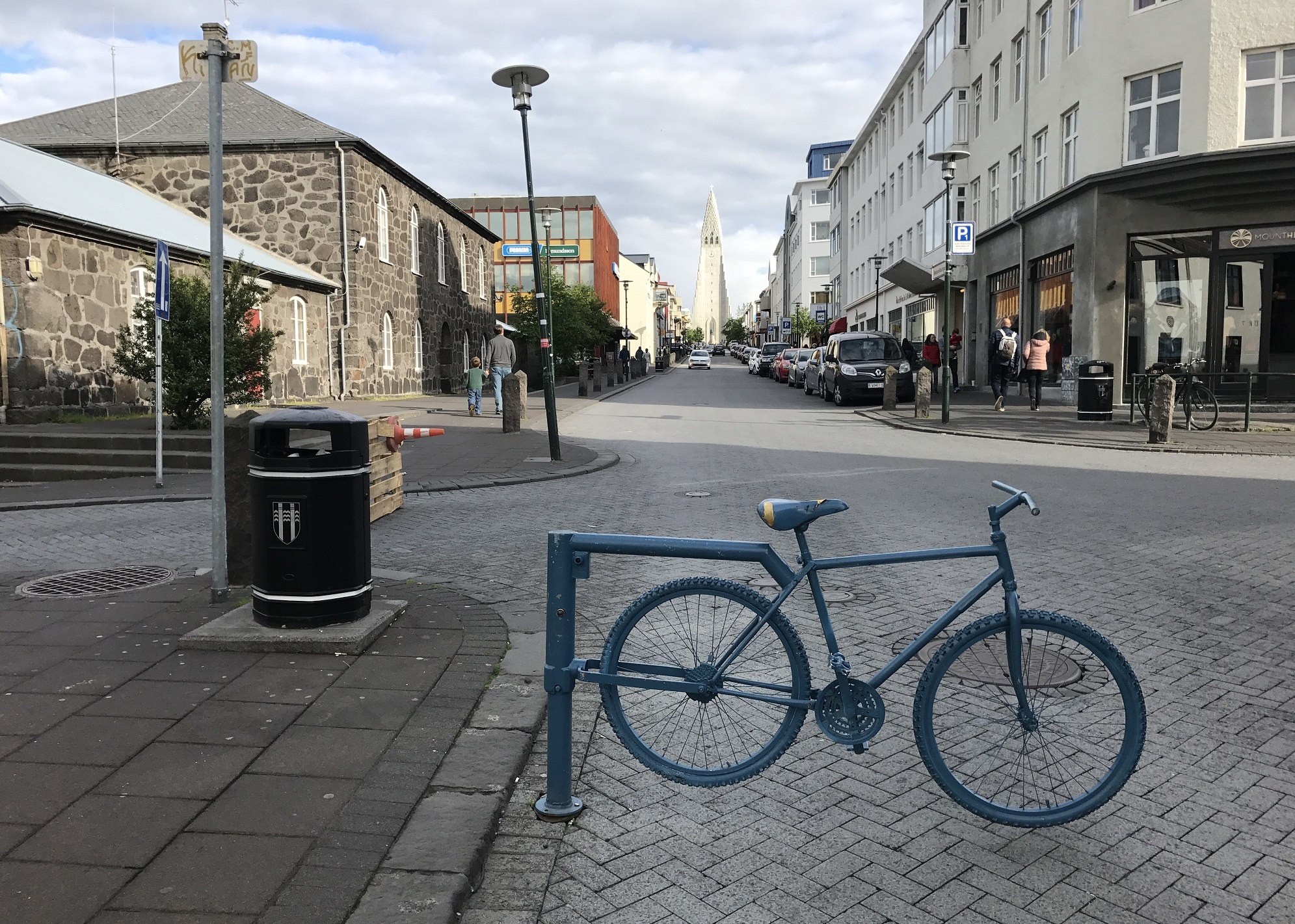 Reykjavik Bicycle